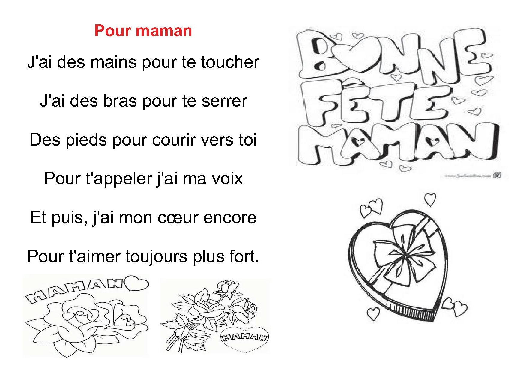 comment apprendre une poesie cm1